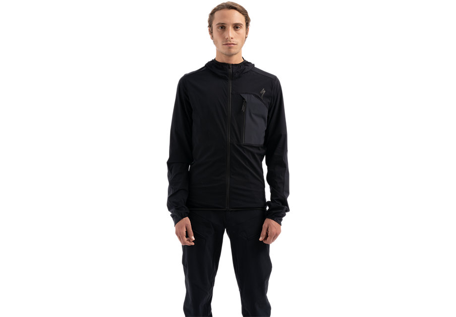 DEFLECT SWAT JACKET MEN BLK XL