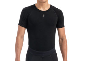 SEAMLESS MERINO BASELAYER SS